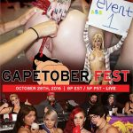 Gapetoberfest. The Movie – Luna Panda, April Dawn, Olivia Kassady, Sully Savage
