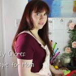 Incest – Clips4Sale presents Tammie Madison in Weekly Chores Creampie for Mommy