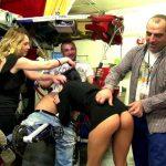 JacquieEtMichelTV presents Carla et Sophie, rickshaw et trio chaud! – 21.04.2017