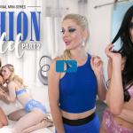 GirlsWay presents Abigail Mac, Charlotte Stokely, Aiden Ashley, Lily Rader in Fashion Model 2: Doing Whatever It Takes – 17.04.2017