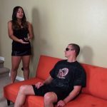 Astro Domina, Brooke in Daddy gets Busted