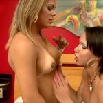Brazilian-transsexuals presents Hellen Hostoun & Kelly Marcony Fuck Each Other Remastered