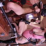CLUBDom presents Goddess Vivian Leigh in Goddess Vivian Drains Her Slave