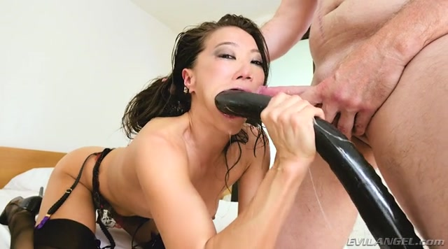 Watch Online Porn – EvilAngel presents Kalina Ryu in Cream, Lube Funneled Pussy-To-Mouth! (MP4, SD, 720×400)