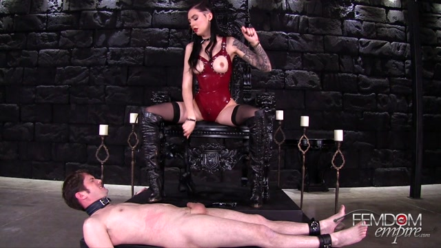 Watch Online Porn – FemdomEmpire presents Marley Brinx in Daily slave duties – 24.04.2017 (MP4, FullHD, 1920×1080)