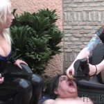 Femmefatalefilms presents Mistress Heather, Domina Hades in Slave Sustenance Complete