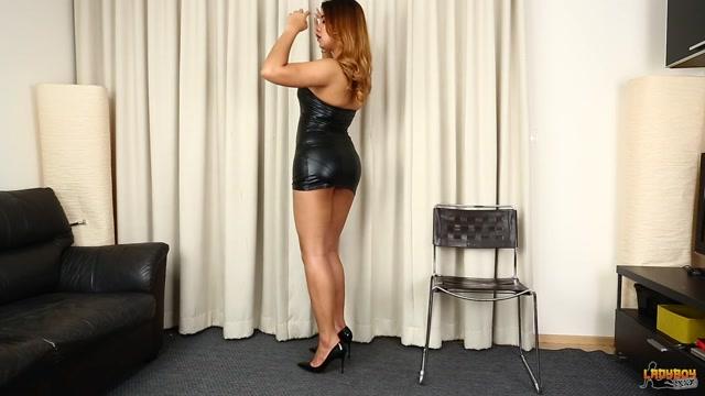 Watch Online Porn – Ladyboy.xxx presents Baitong, Hot In Latex! – 05.04.2017 (MP4, HD, 1280×720)