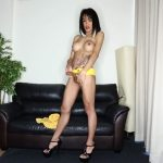 Ladyboy.xxx presents Catty Shows Off Legs And Cock! – 28.04.2017