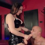 TheEnglishMansion presents Domina Alexandra Snow in Beg For The Peg
