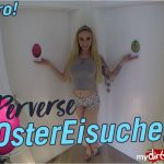 MyDirtyHobby presents Lucy-Cat in PERVERSE OSTEREISUCHE! INTRO – 16.04.2017