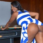 GFLeaks – BlackGFs presents Ashanti Miller in Billiards And Boobs – 26.04.2017