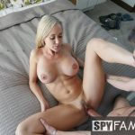 SpyFam presents Brandi Love in Stepmom Plays With Gamer Sons Joystick – 24.04.2017