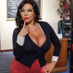 Brazzers – BigTitsAtSchool presents Sheridan Love in Our College Librarian – 01.06.2017