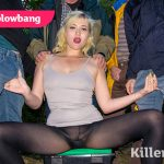 Killergram – OnADoggingMission presents Misha Mayfair in A dogging blow bang – 05.05.2017