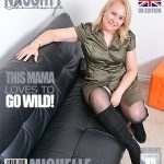 Mature.nl presents Michelle (EU) (45) in British housewife fooling around – 05.05.2017