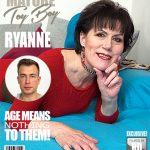 Mature.nl presents Ryanne (60) in horny housewife doing her toyboy – 06.05.2017