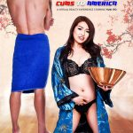 NaughtyAmerica – Virtual Reality Porn presents Porn stars: Yuki Ito , Richie Black in Yuki Cums to America – 15.05.2017