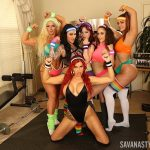 Savanastylesxxx presents Alura Jenson, Savana Styles in Savana Styles the Orgy Trainer – 26.05.2017