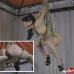MyDirtyHobby presents RealesFetishPaar in Hanging fisted on the ceiling – 07.05.2017