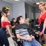 RealityKings – SneakySex presents Phoenix Marie and Abella Danger aka Bella Danger in Sneaky Salon Sluts – 06.05.2017