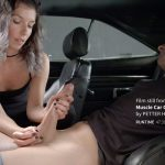 Hegre-Art presents Charlotta in Muscle Car Cock Massage – 09.05.2017