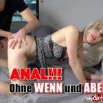MyDirtyHobby presents MissMia in ANAL!!! Ohne WENN und ABER! – ANAL!!! No ifs and buts! – 12.02.2017