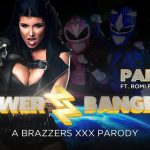Brazzers – ZZSeries presents Romi Rain in Power Bangers: A XXX Parody Part 3 – 05.05.2017