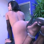 Brazilian-transsexuals presents Alessandra Ribeiro Is Back! Remastered
