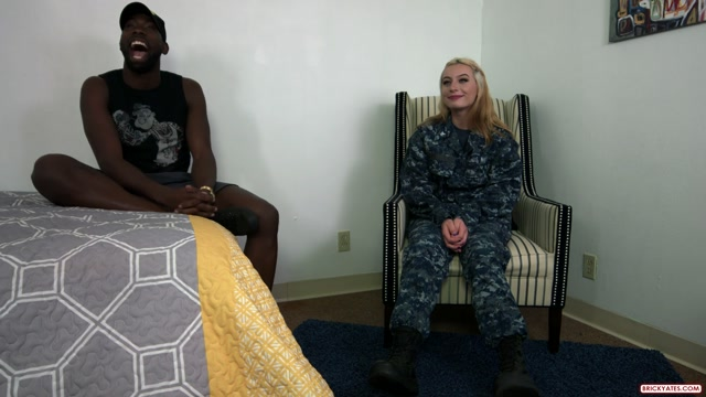 Watch Online Porn – Brickyates presents Scarlett Johnson in Navy Girl is Nearly a Virgin (MP4, FullHD, 1920×1080)