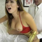 Clips4sale – Primals Darkside Superheroine presents Melissa Moore in Wonder Girl Broken Will XXX