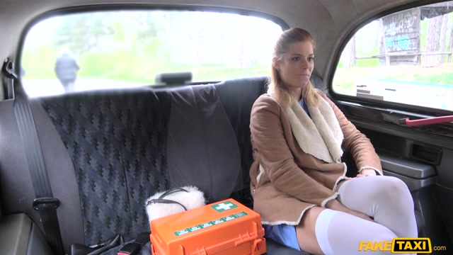 Watch Online Porn – FakeHub – FakeTaxi presents Chrissy Fox in Nurse in Sexy Lingerie has Car Sex – 04.05.2017 (MP4, SD, 854×480)