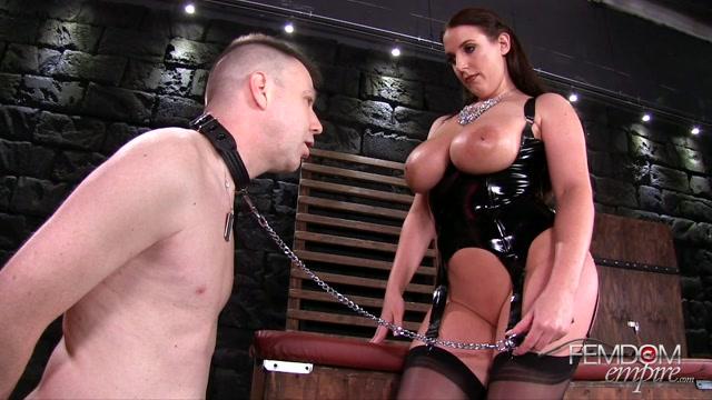 Watch Online Porn – FemdomEmpire presents Angela White in Angelas Ass Licker – 28.04.2017 (MP4, FullHD, 1920×1080)