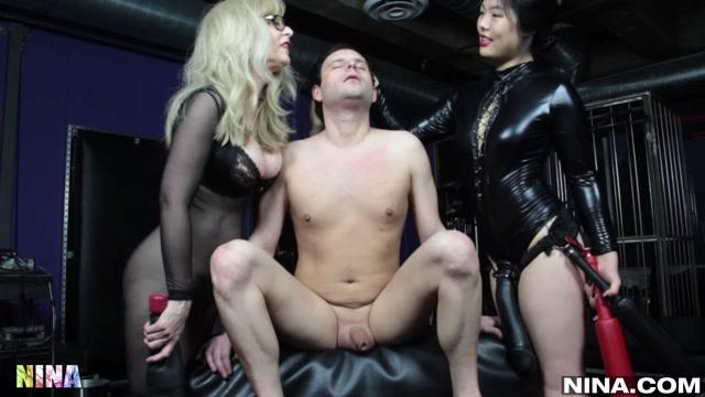 Watch Online Porn – Nina presents Lesson #271 – Nina Hartleys Role Reversal Threesome (MP4, FullHD, 1920×1080)