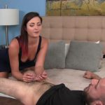 Over40Handjobs presents Helena Price in Milked Man