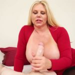 Over40Handjobs presents Karen Fisher in Get Milked POV