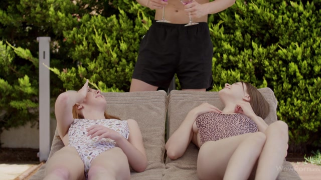 Watch Online Porn – Wowporn presents Beata, Janice, Linda in Sweet Poolside Action – 10.05.2017 (MP4, FullHD, 1920×1080)