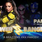 Brazzers – ZZSeries presents Abigail Mac in Power Bangers: A XXX Parody Part 4 – 12.05.2017