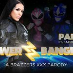 Brazzers – ZZSeries presents Abigail Mac & Katrina Jade & Kimmy Granger in Power Bangers: A XXX Parody Part 5 – 19.05.2017