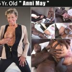 Exploitedmoms presents Anni May in 76 yr old