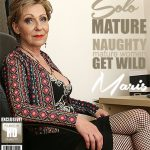 Mature.nl presents Maris (53) in Naughty housewife fingering herself – 08.06.2017