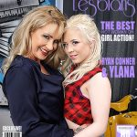 Mature.nl presents Ryan Conner (46), Ylana (19) in American lesbian MILF has sex with a hot young babe – 02.06.2017