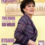 Mature.nl presents Ryanne (60) in Horny housewife fooling around – 12.06.2017