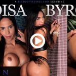 Trans500 presents Eloisa Lyron in Ms.Big Booty Byron – 16.06.2017