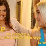 Vipissy presents Caprices Angel in Little Caprice and Dido Angel – 05.06.2017