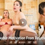 Virtualtaboo presents Angie White & Candy Alexa in Double Motivation From Relatives – 13.06.2017