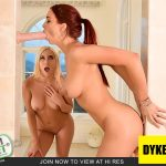TeamSkeet – Dyked presents Jayden Cole & Xandra Six in Dirty Dildo Riders – 16.06.2017