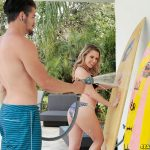 RealityKings – TeensLoveHugeCocks presents Aubrey Sinclair in Surfing With Stepsister – 10.06.2017