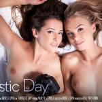 SexArt presents Nancy A aka Jane F & Sybil in Fantastic Day – 16.06.2017