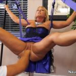 Naughty Alysha in Swing Show