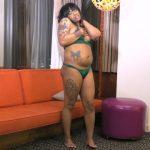 Black-tgirls presents Beautiful Denise London Cums! – 07.06.2017